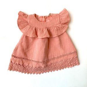 3/$25 Jessica Simpson Baby Girl Boho Tunic Dress